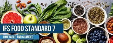 Kom meer te weten over de auditeisen van de nieuwe IFS Food versie 7